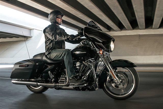 2018 Harley-Davidson Street Glide Base at Williams Harley-Davidson