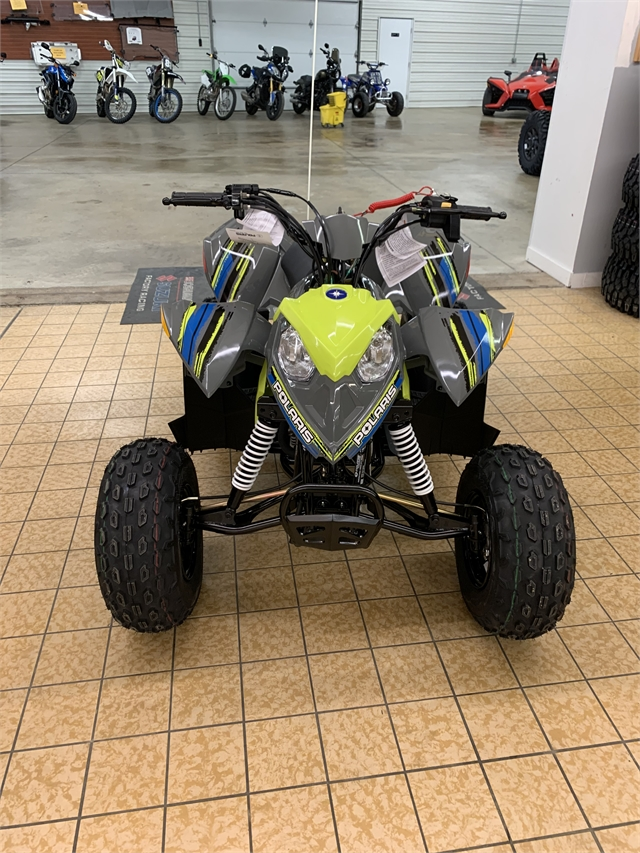 2021 Polaris Outlaw 110 EFI at Southern Illinois Motorsports