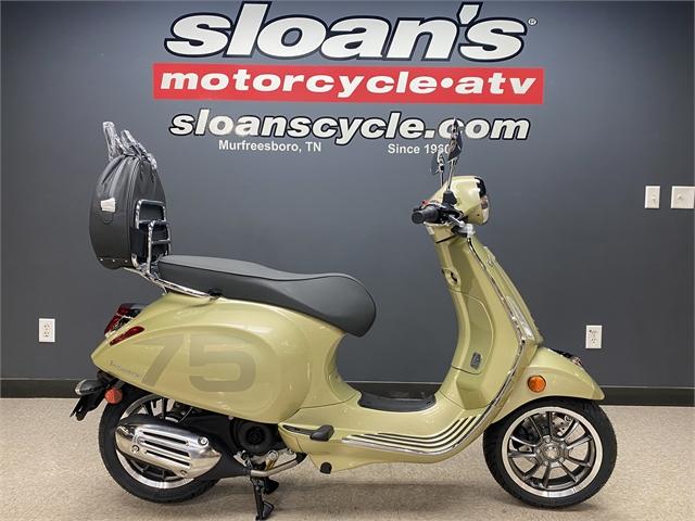 2021 Vespa Primavera For City 50 at Sloans Motorcycle ATV, Murfreesboro, TN, 37129