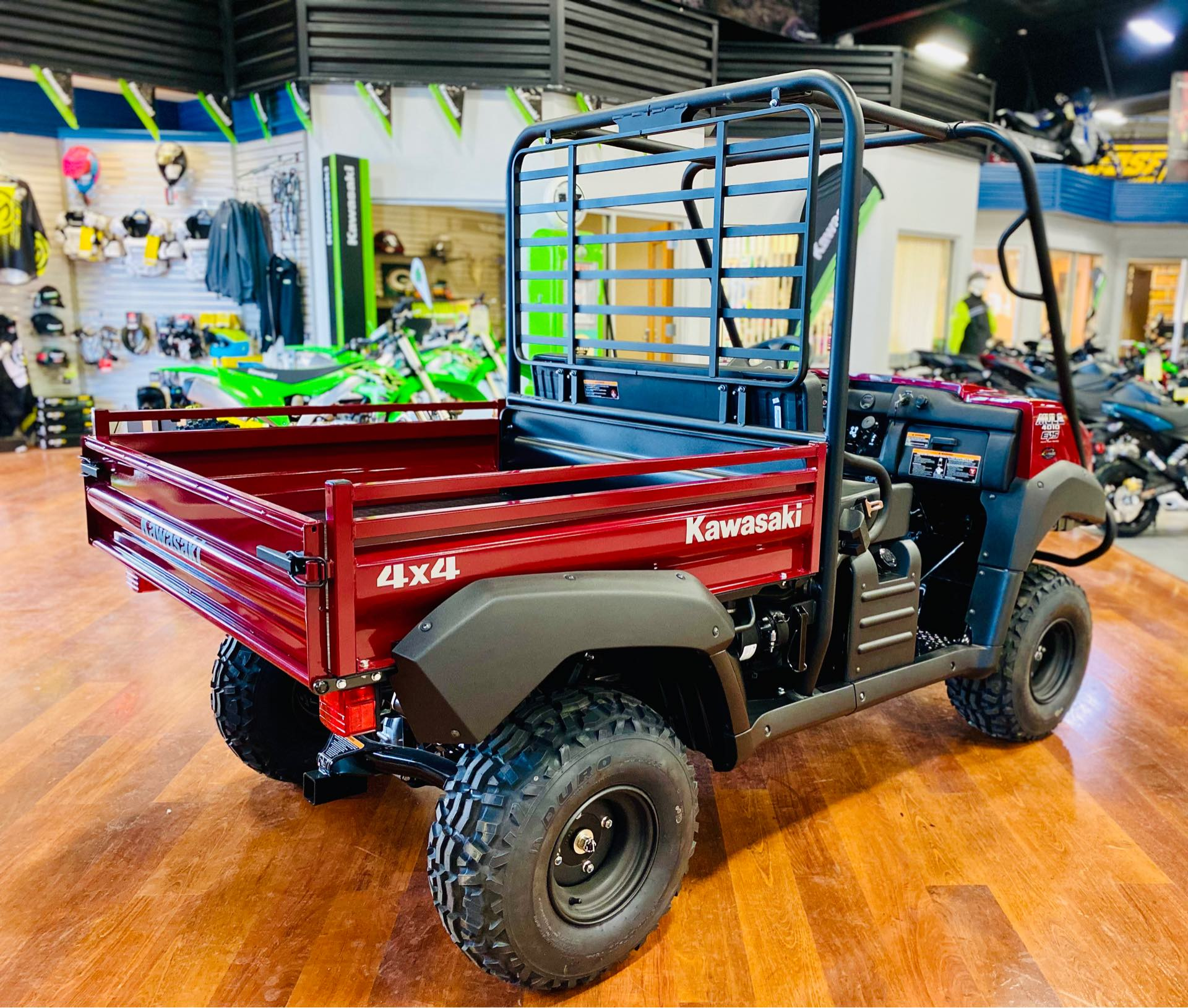 2021 Kawasaki Mule 4010 4x4 at Rod's Ride On Powersports