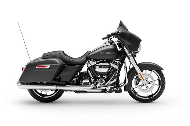 2020 Harley-Davidson Touring Street Glide at Zips 45th Parallel Harley-Davidson