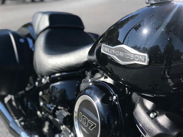 2018 Harley-Davidson Softail Sport Glide at Southside Harley-Davidson