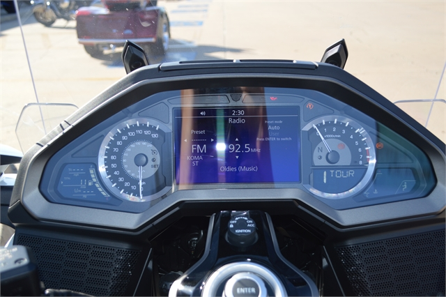 2020 Honda Gold Wing Tour at Shawnee Honda Polaris Kawasaki