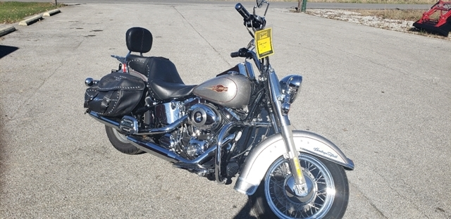 2007 Harley-Davidson Softail Heritage Softail Classic at Thornton's Motorcycle - Versailles, IN