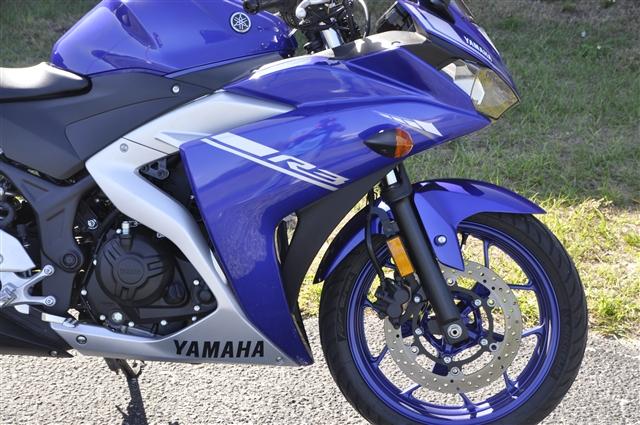 2017 Yamaha YZF R3 at Seminole PowerSports North, Eustis, FL 32726