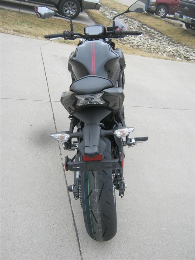 2020 Kawasaki ER650 at Brenny's Motorcycle Clinic, Bettendorf, IA 52722