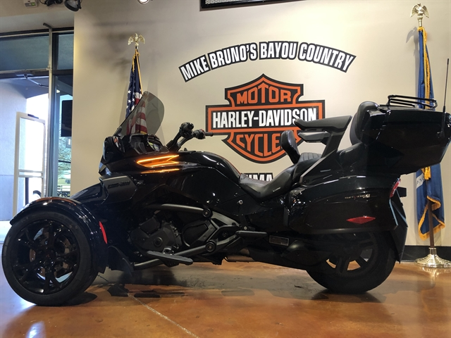 2019 CANAM SPYDER at Mike Bruno's Bayou Country Harley-Davidson