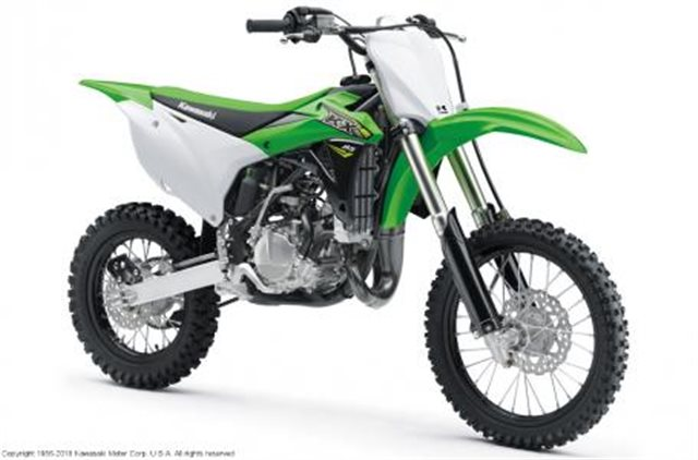 2018 Kawasaki KX 85 at Pete's Cycle Co., Severna Park, MD 21146