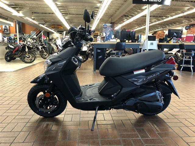 2021 Yamaha Zuma 125 at Wild West Motoplex