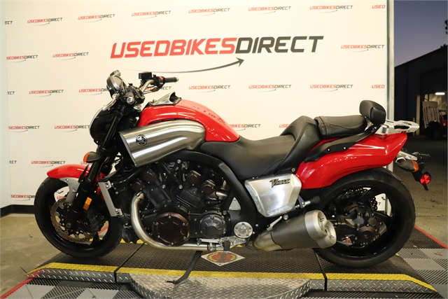 2017 Yamaha VMAX Base at Used Bikes Direct