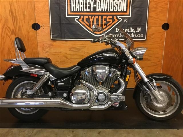 2003 Honda VTX1800C at Bud's Harley-Davidson