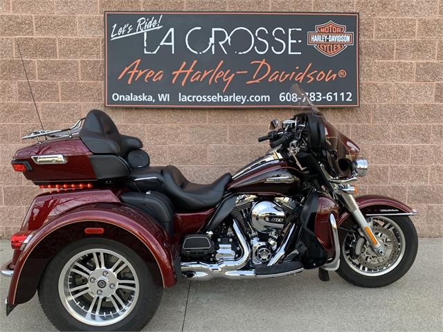 2014 Harley-Davidson Trike Tri Glide Ultra at Great River Harley-Davidson