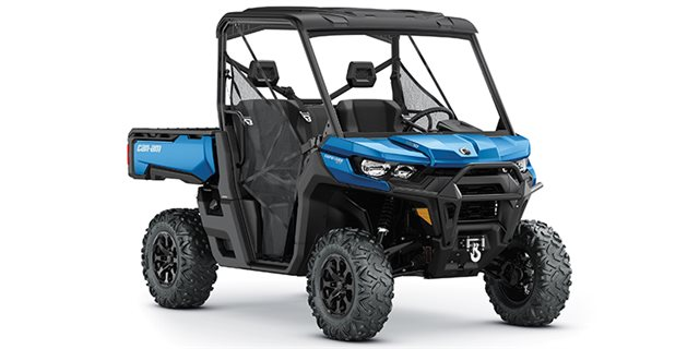 2021 Can-Am Defender XT HD10 at Riderz