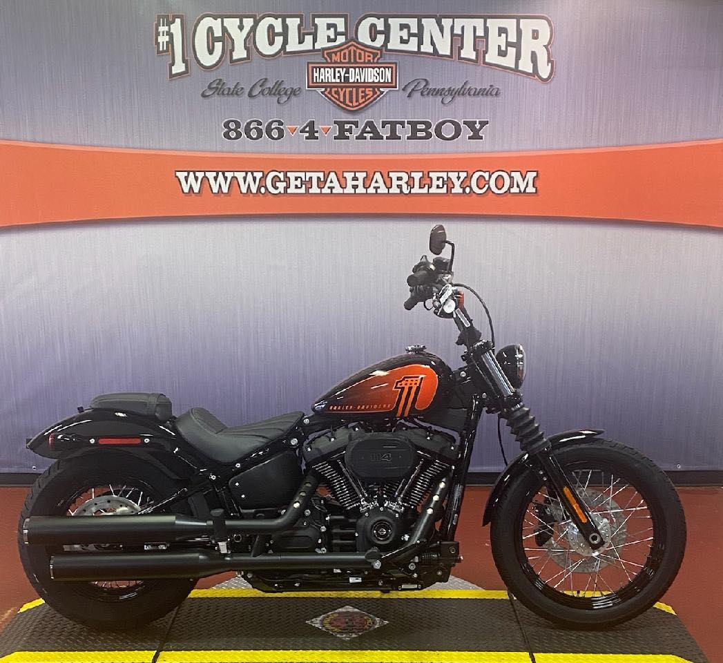 2021 Harley-Davidson FXBBS at #1 Cycle Center Harley-Davidson