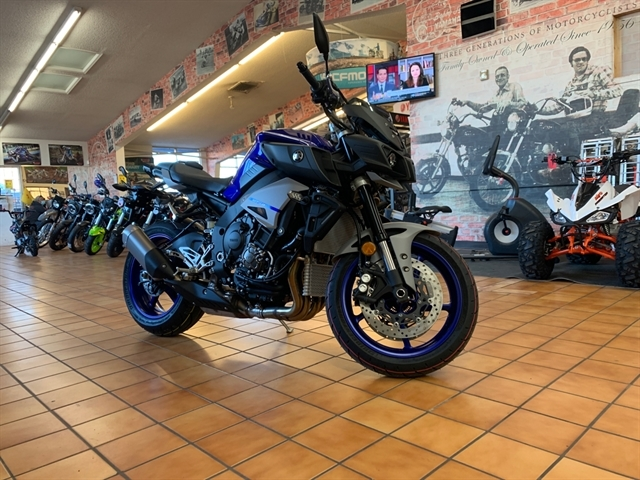 2021 Yamaha MT 10 at Bobby J's Yamaha, Albuquerque, NM 87110