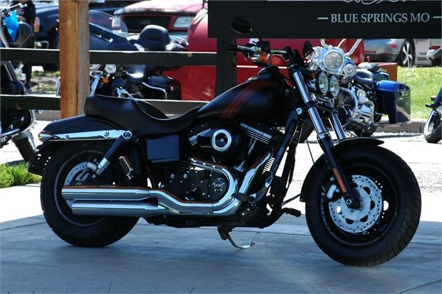 2015 Harley-Davidson Dyna Fat Bob at Outlaw Harley-Davidson
