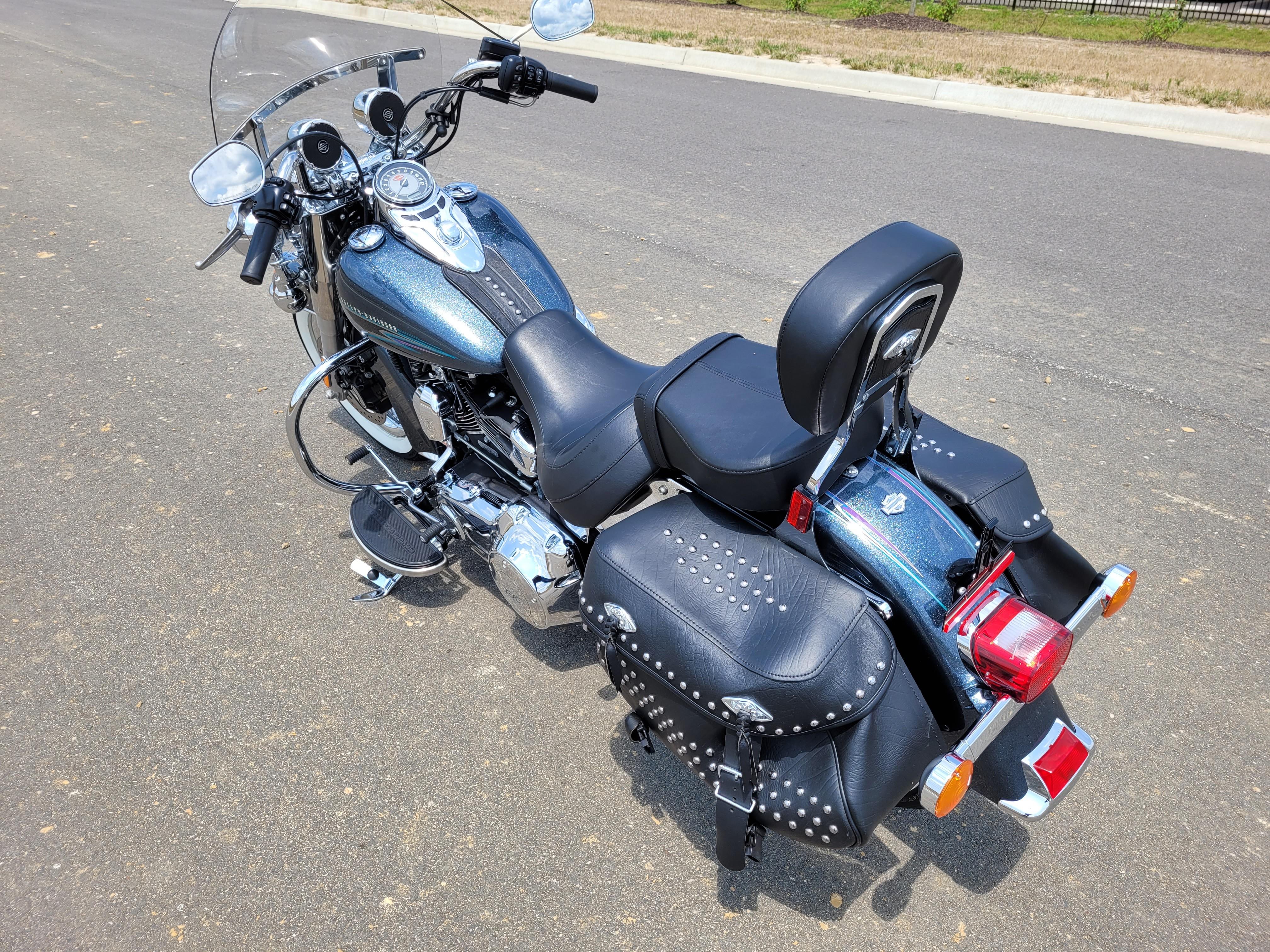 2015 Harley-Davidson Softail Heritage Softail Classic at Richmond Harley-Davidson