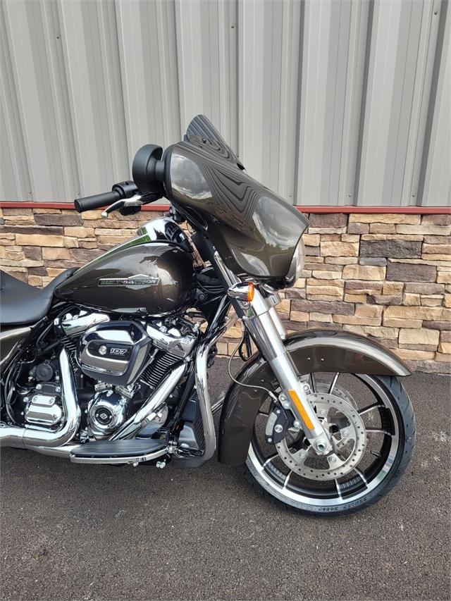 2021 Harley-Davidson Touring FLHX Street Glide at RG's Almost Heaven Harley-Davidson, Nutter Fort, WV 26301