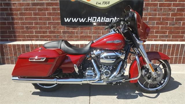 2021 Harley-Davidson Touring FLHX Street Glide at Harley-Davidson® of Atlanta, Lithia Springs, GA 30122
