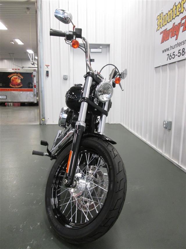 2016 Harley-Davidson Dyna Street Bob at Hunter's Moon Harley-Davidson®, Lafayette, IN 47905
