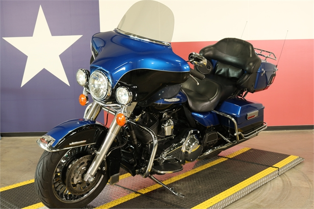 2010 Harley-Davidson Electra Glide Ultra Limited at Texas Harley