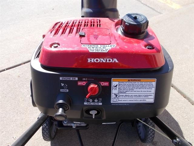 2019 Honda Power Snow Blowers HS720AM at Nishna Valley Cycle, Atlantic, IA 50022