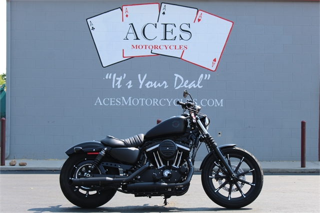 2020 Harley-Davidson Sportster Iron 883 at Aces Motorcycles - Fort Collins