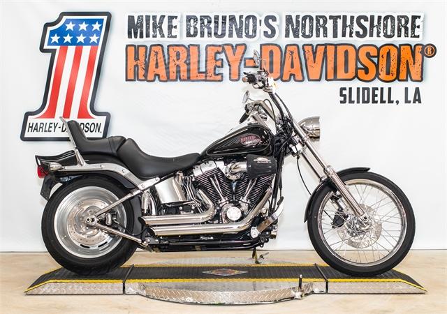 2009 Harley-Davidson Softail Custom at Mike Bruno's Northshore Harley-Davidson