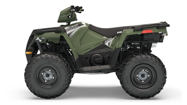 2019 Polaris Sportsman 570 Sage Green at Fort Fremont Marine, Fremont, WI 54940