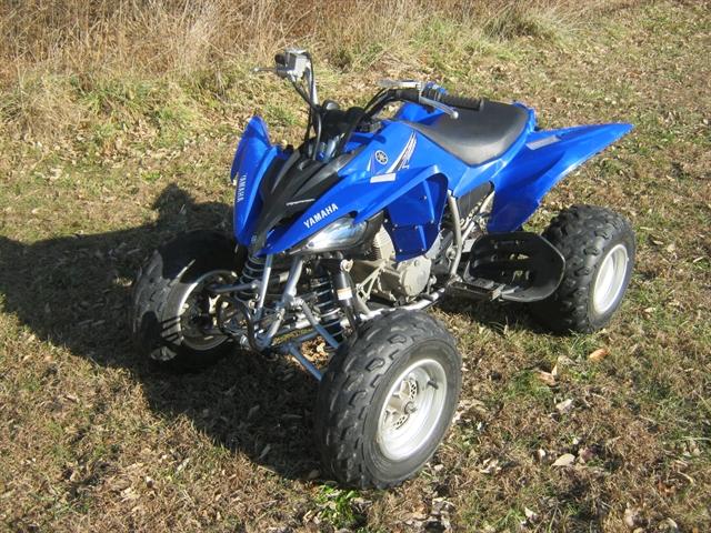 2011 Yamaha Raptor 125 YFM125R at Brenny's Motorcycle Clinic, Bettendorf, IA 52722