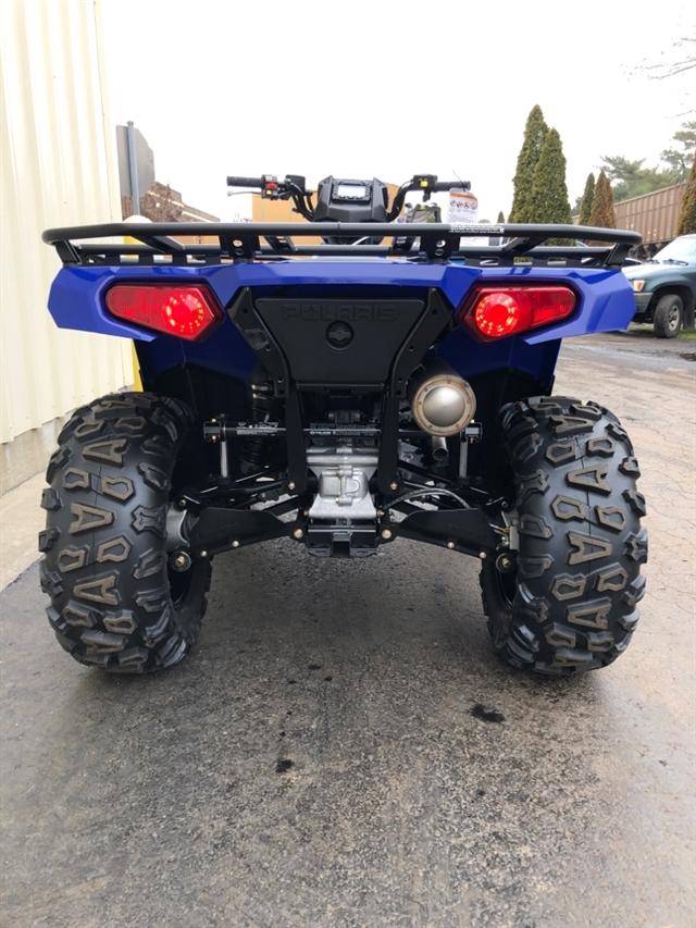 2020 Polaris Sportsman 450 HO Base at Sloans Motorcycle ATV, Murfreesboro, TN, 37129
