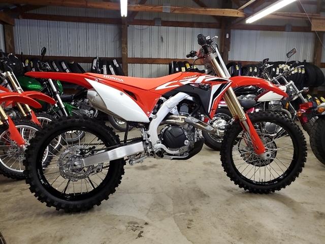 2020 HONDA CRF450R at Thornton's Motorcycle - Versailles, IN