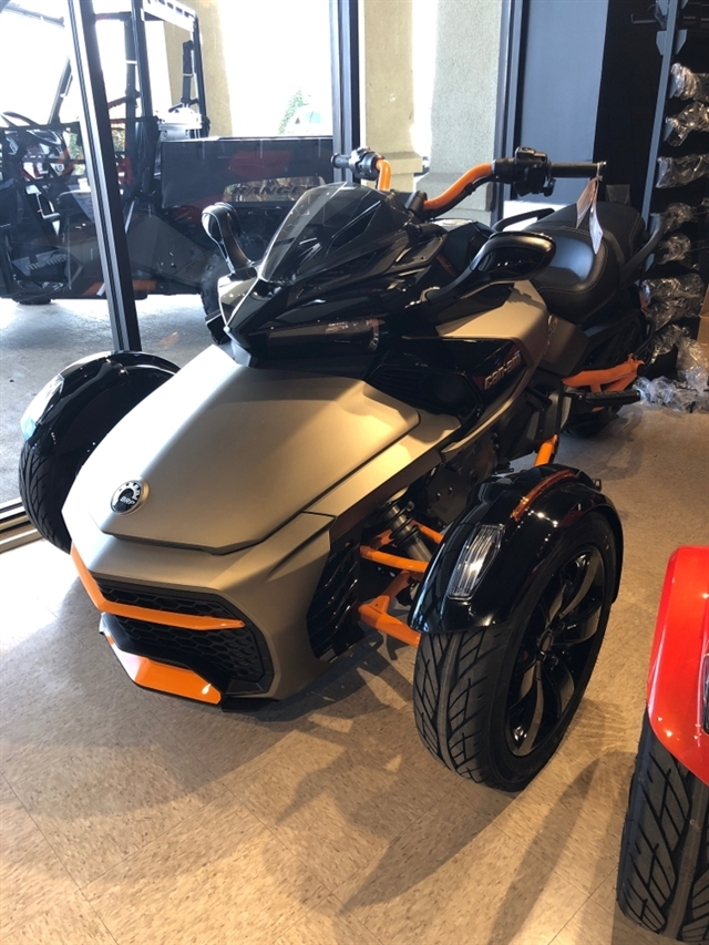 2020 Can-Am Spyder F3 S Special Series at Sloans Motorcycle ATV, Murfreesboro, TN, 37129