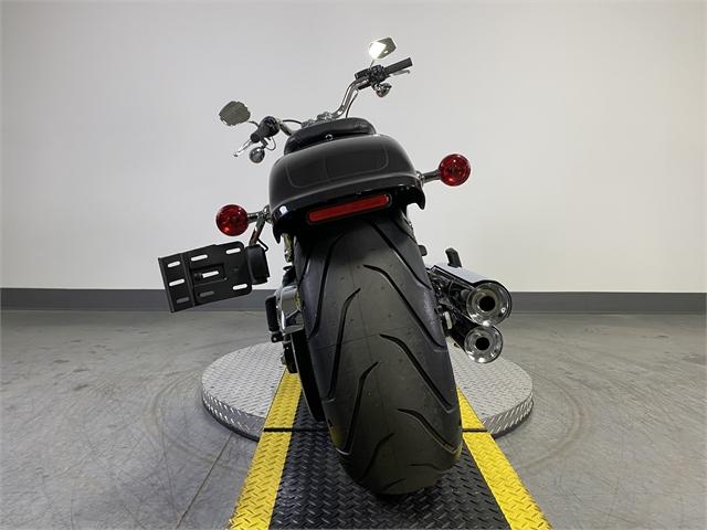 2021 Harley-Davidson Cruiser FLFBS Fat Boy 114 at Worth Harley-Davidson