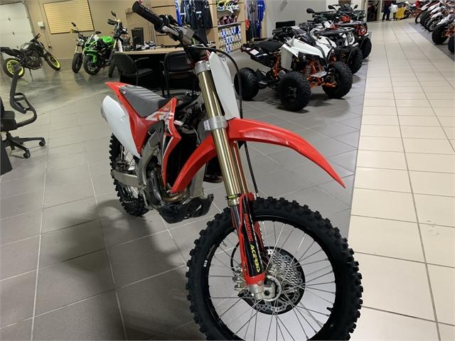 2020 Honda CRF 250R at Star City Motor Sports