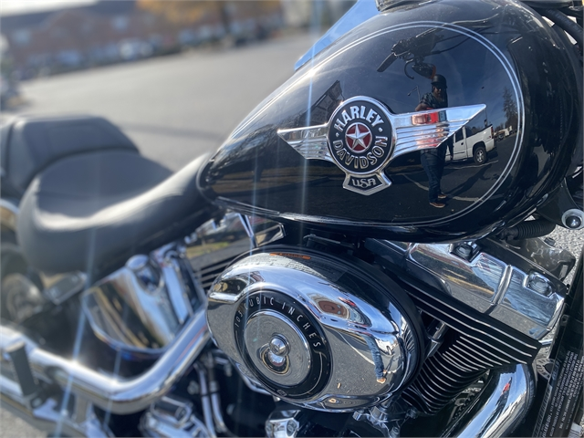 2015 Harley-Davidson Softail Fat Boy at Southside Harley-Davidson