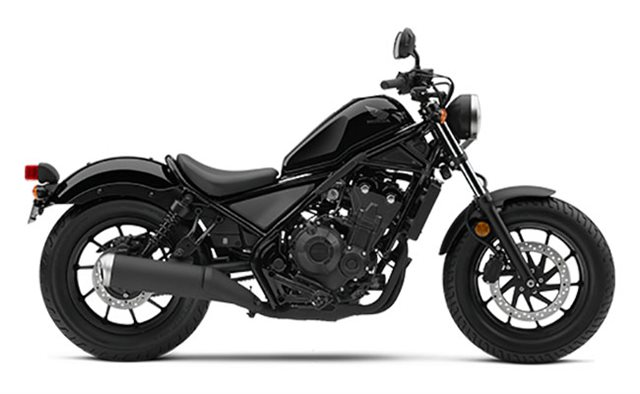2018 Honda Rebel 500 at Sloans Motorcycle ATV, Murfreesboro, TN, 37129
