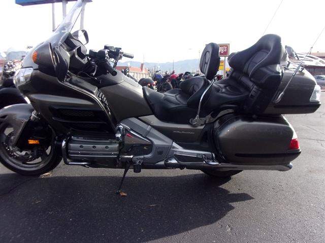 2008 Honda Gold Wing Audio / Comfort / Navi / ABS at Bobby J's Yamaha, Albuquerque, NM 87110