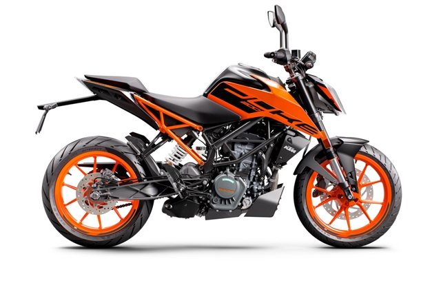 2020 KTM 200 DUKE at Yamaha Triumph KTM of Camp Hill, Camp Hill, PA 17011