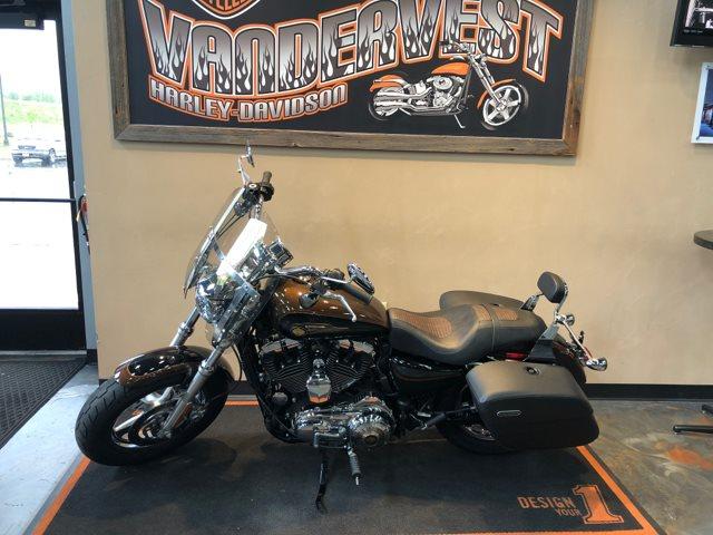 2013 Harley-Davidson Sportster 1200 Custom 110th Anniversary Edition at Vandervest Harley-Davidson, Green Bay, WI 54303