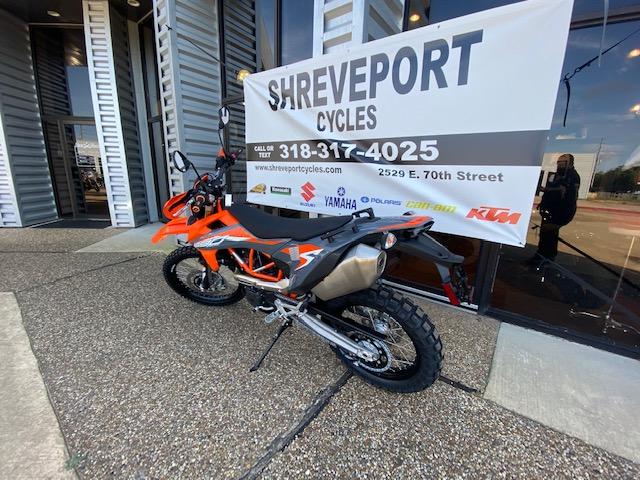 2021 KTM 690 Enduro R at Shreveport Cycles