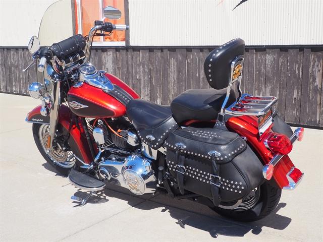 2013 Harley-Davidson Softail Heritage Softail Classic at Loess Hills Harley-Davidson