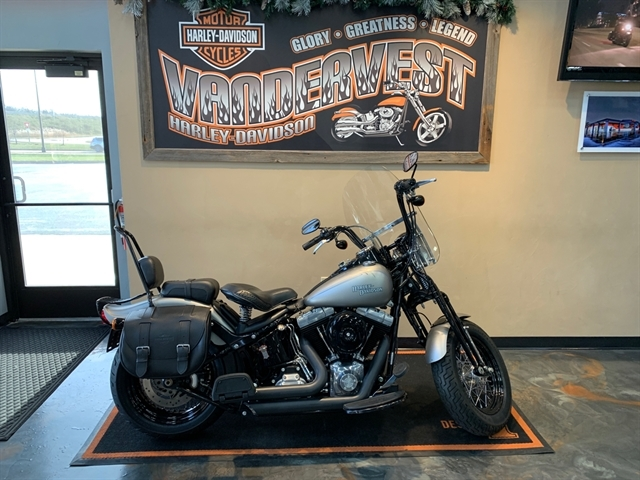 2008 Harley-Davidson Softail Cross Bones at Vandervest Harley-Davidson, Green Bay, WI 54303