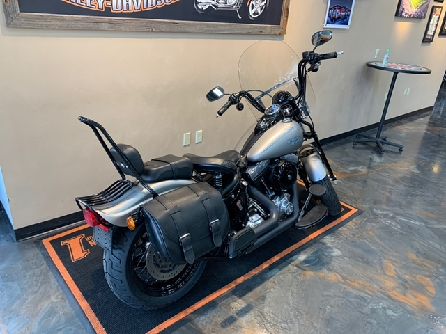 2008 Harley-Davidson Softail Cross Bones at Vandervest Harley-Davidson, Green Bay, WI 54303