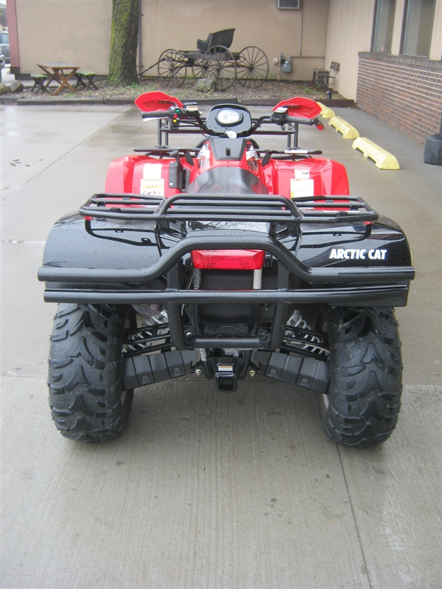2014 Arctic Cat EPS 700 4x4 Limited Automatic EPS at Brenny's Motorcycle Clinic, Bettendorf, IA 52722