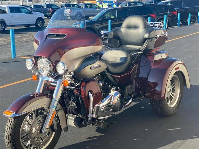 2018 Harley-Davidson Trike Tri Glide Ultra at Thunder Harley-Davidson