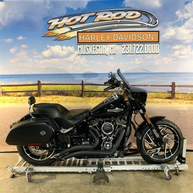 2018 Harley-Davidson Softail Sport Glide at Hot Rod Harley-Davidson