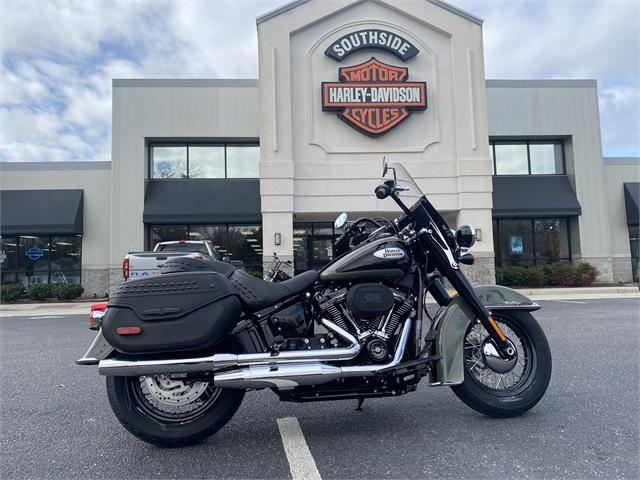 2021 HARLEY FLHCS at Southside Harley-Davidson