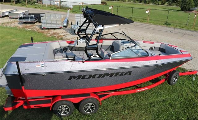 2019 Moomba Max at Fort Fremont Marine, Fremont, WI 54940