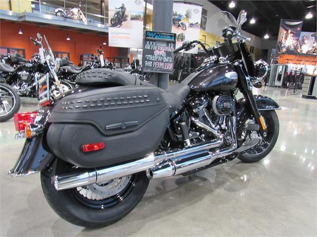 2021 Harley-Davidson Touring FLHCS Heritage Classic 114 at Conrad's Harley-Davidson
